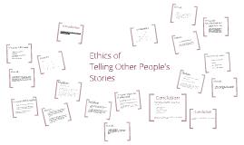 Ethics of Representation