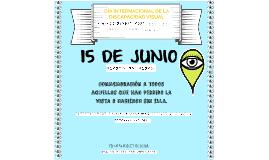 DÍA INTERNACIONAL DE LA DISCAPACIDAD VISUAL