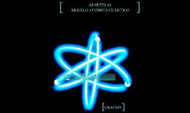 Aportes al Modelo Mecano Cuántico