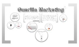 Guerilla Marketing