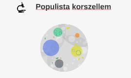 Populista korszellem