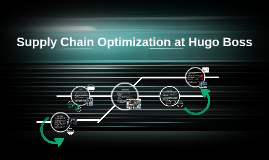Supply Chain Optimization at Hugo Boss (A)