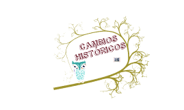 Copy of CAMBIOS PALEOGRAFICOS, PALEOCLIMATICOS, PALEOECOLOGICOS..