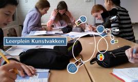 Opzet Leerplein Kunstvakken