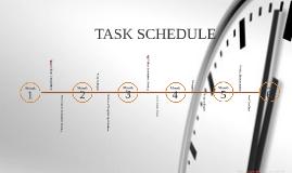 Task Schedule