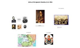 Unirea Principatelor Române de la 1859
