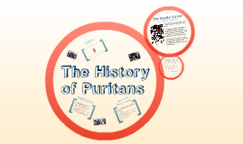 History of Puritans