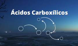 Copy of ÁCIDOS CARBOXÍLICOS