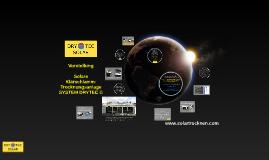 Copy of Solare Trocknung von Klärschlamm System Drytec