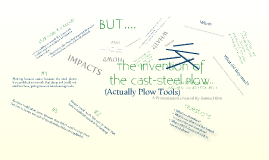 THE INVENTION OF THE CAST-STEEL PLOW