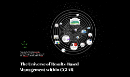 Copy of Results Based Management witin the CGIAR
