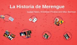 La Historia de Merengue