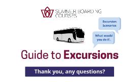 SBC Oxford Excursions