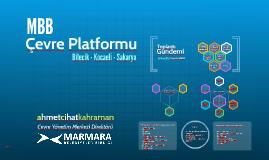 29 Nisan 2015 - Sakarya Çevre Platformu