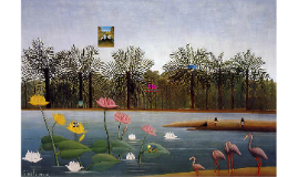 Copy of Henri Rousseau