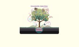Copy of EVALUACIÓN EDUCATIVA
