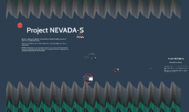 Project NEVADA-S