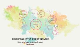 customer data storytelling