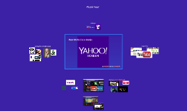 New Media Case Study: Yahoo! Screen