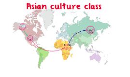 Asian culture class