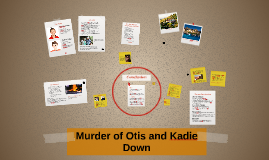 Murder of Otis and Kadie Down