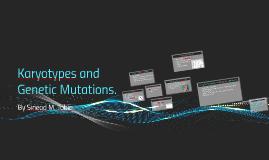 Karyotypes and Genetic Mutations