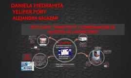Copy of ROTULADO,TRANSPORTE Y CONSERVACION DE MUESTRAS DE LABORATORI