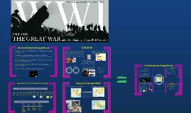 Primera Guerra Mundial 1914 - 1918