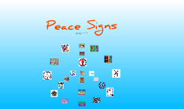 Copy of Peace Signs