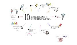 10 Maneras Principales de