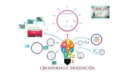 CREATIVIDAD E INNOVACIÓN