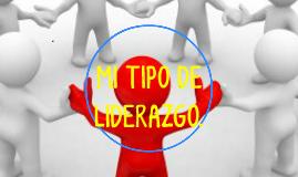 MI TIPO DE