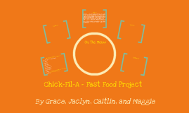 Copy of Chew on This - Fast Food Project