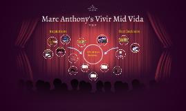 Marc Anthony's Vivir Mid Vida
