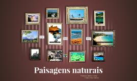 Copy of Paisagens naturais