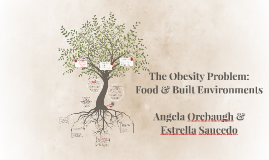 Food, Nutrition, and the Built Environment: An Obesity