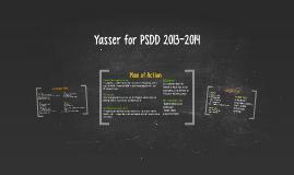 Yasser for PSDDD 2013-2014