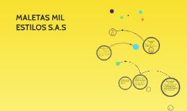 MALETAS MIL ESTILOS S.A.S