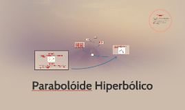 Copy of Parabolóide Hiperbólico