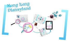 Hong Kong Disteyland