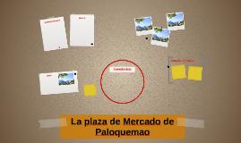 La plaza de Mercado de Paloquemao