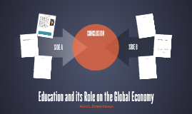Education and its Role on the Global Economy