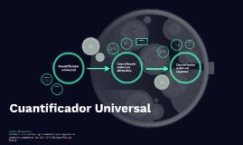 Cuantificador Universal