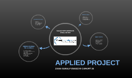 EMBA 240 APPLIED PROJECT