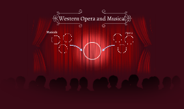Western Musical and Opera
