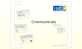 Communication Template: Reveal a new perspective
