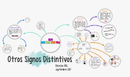 Copy of Otros signos distintivos