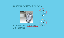 History of the clock