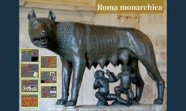 Roma monarchica