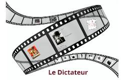 Le Dictateur de Chaplin